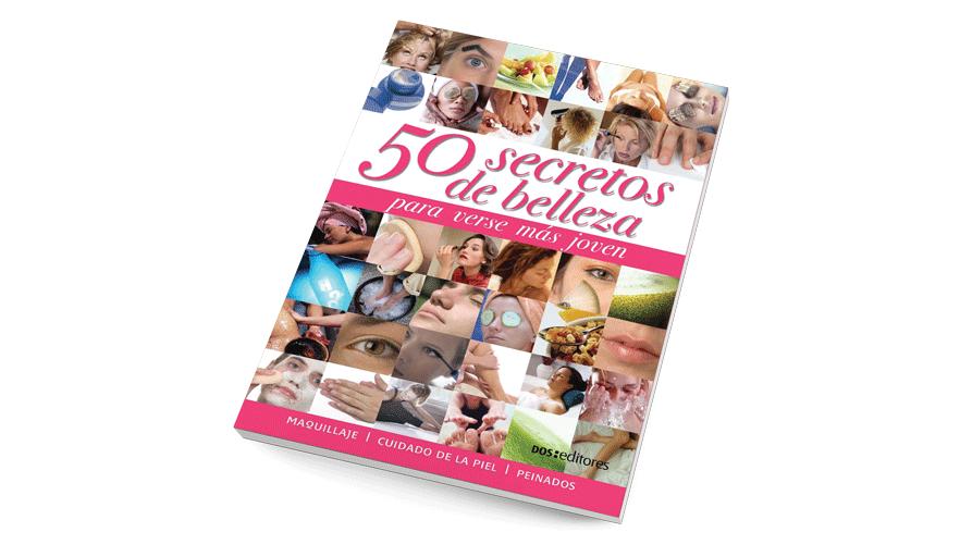50 secretos de belleza para verse más joven