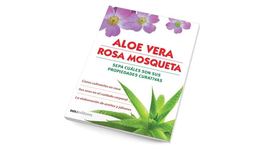 Aloe vera y Rosa mosqueta