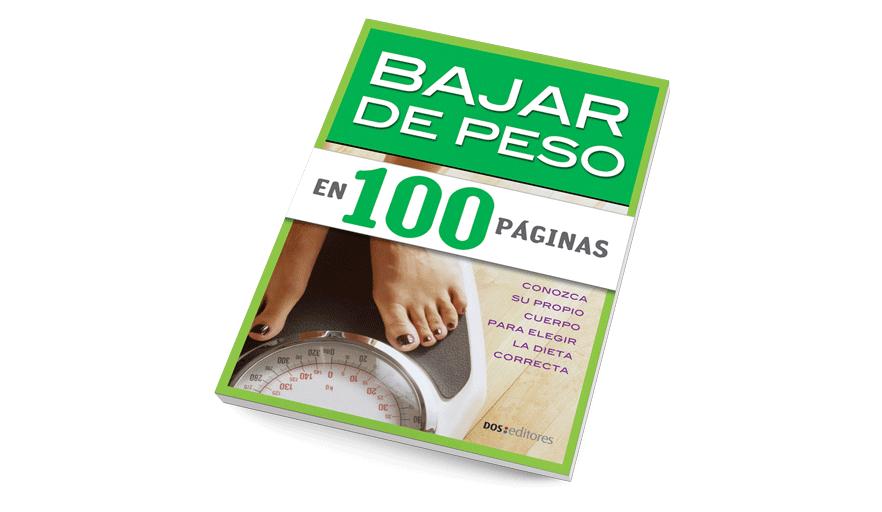 Bajar de peso en 100 páginas