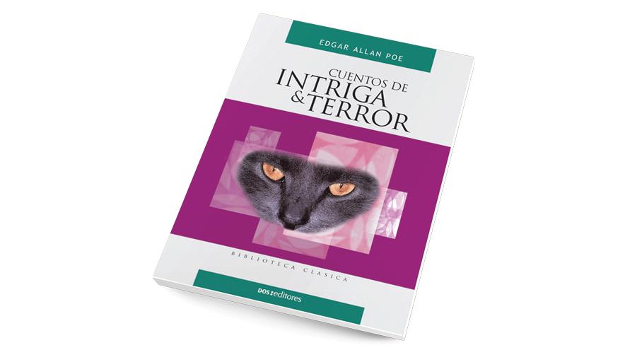 Cuentos de intriga y terror
