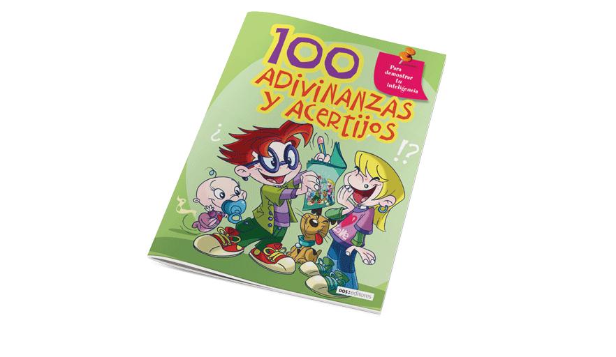 100 adivinanzas y acertijos