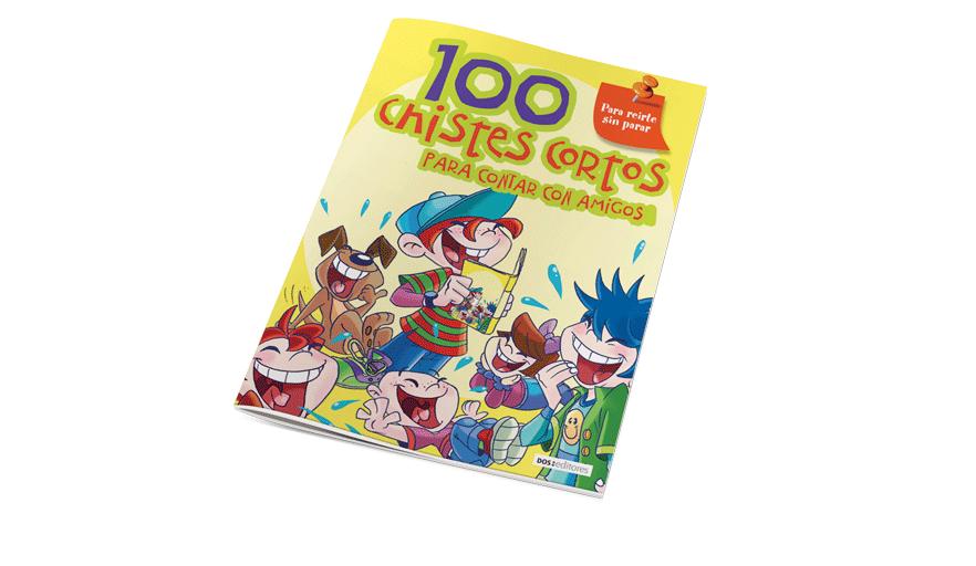 100 chistes cortos
