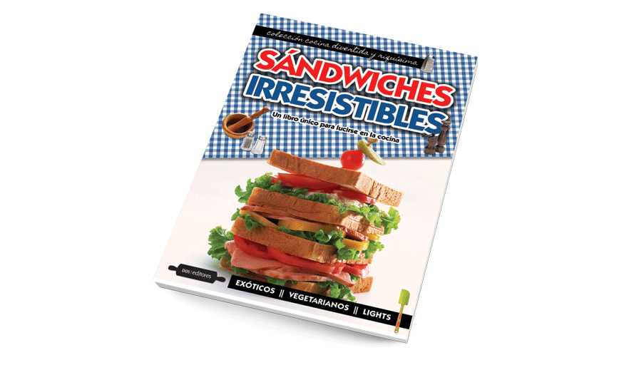 Sándwiches irresistibles