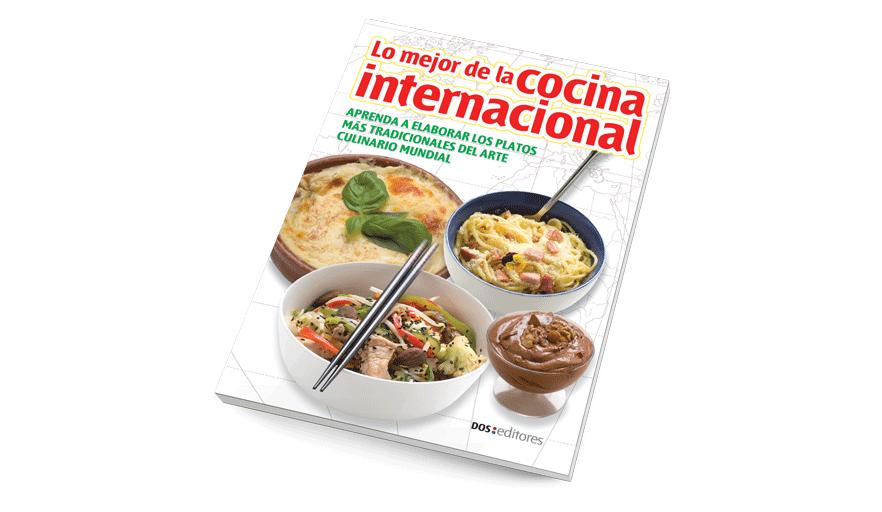 Lo mejor de la cocina internacional