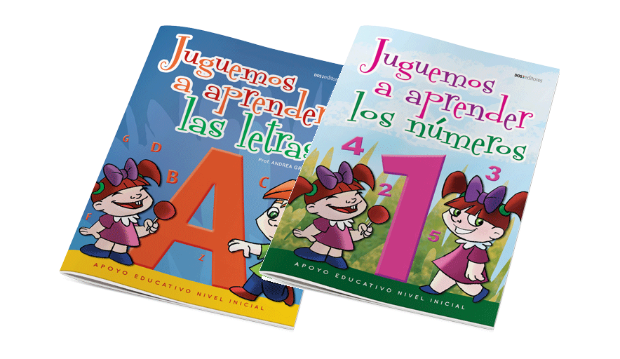 Colección APOYO EDUCATIVO NIVEL INICIAL