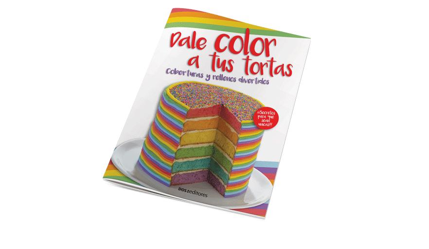 Dale color a tus tortas
