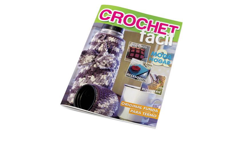 Crochet fácil: Moda y hogar