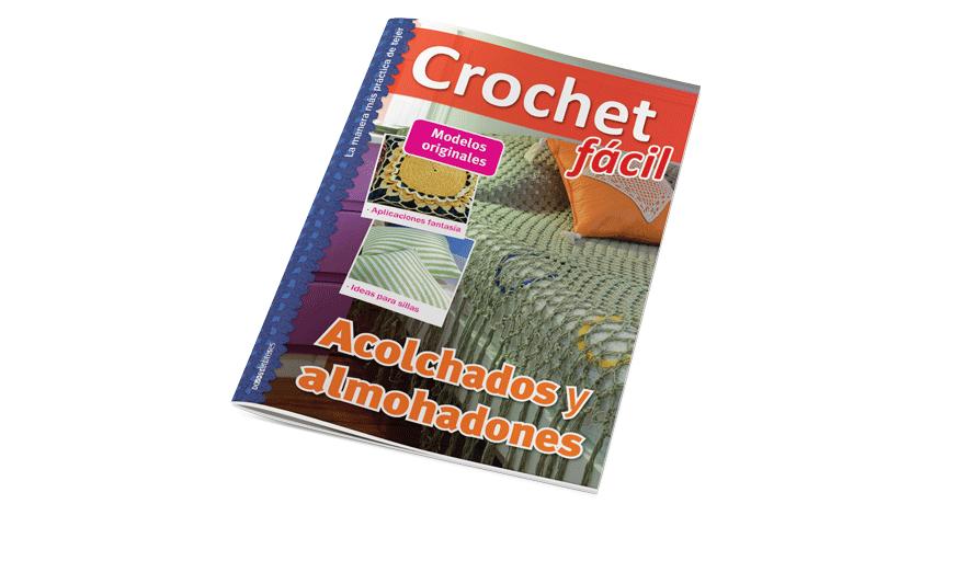 Crochet fácil: acolchados y almohadones