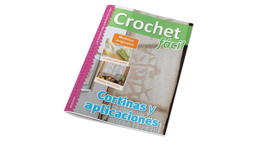 Crochet fácil: cortinas y accesorios