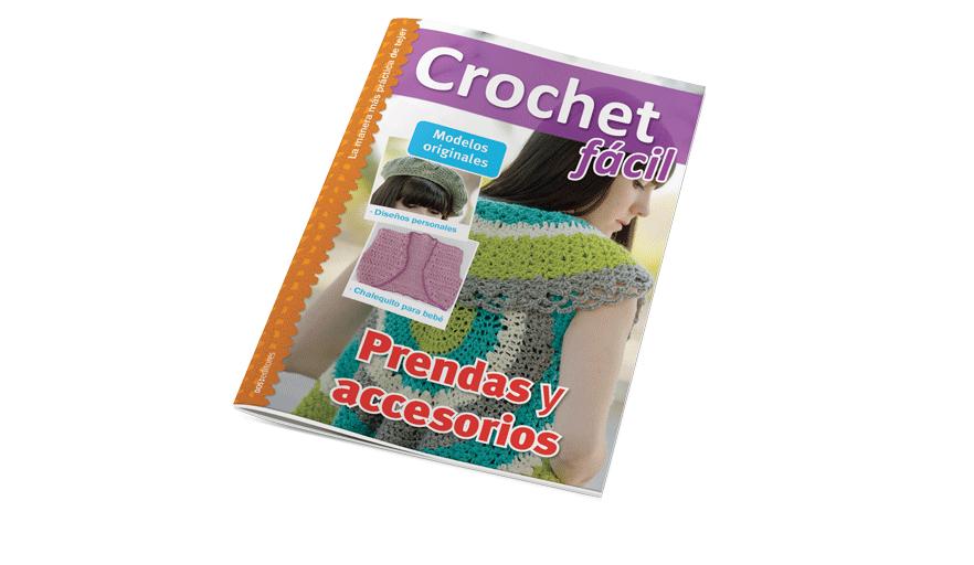 Crochet fácil: prendas y accesorios