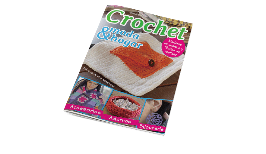 Crochet: moda y hogar