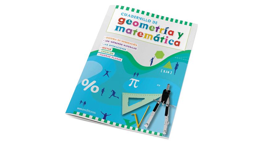 Cuadernillo de geometría y matemática