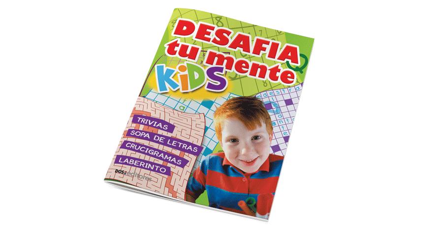 Desafía tu mente Kids