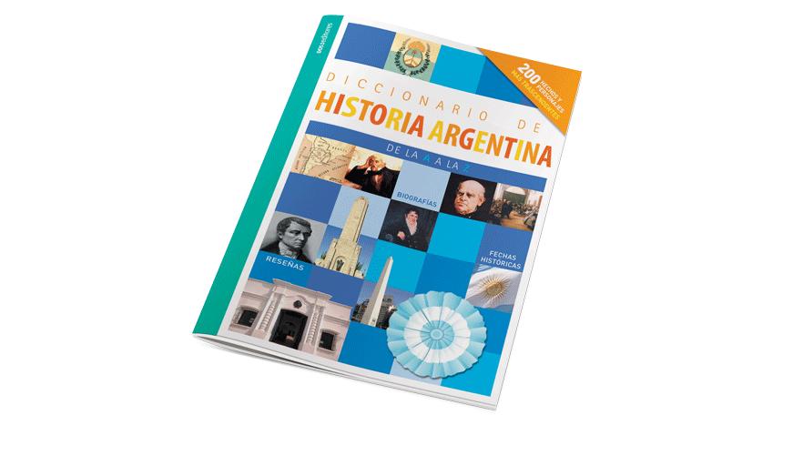 Diccionario de historia argentina