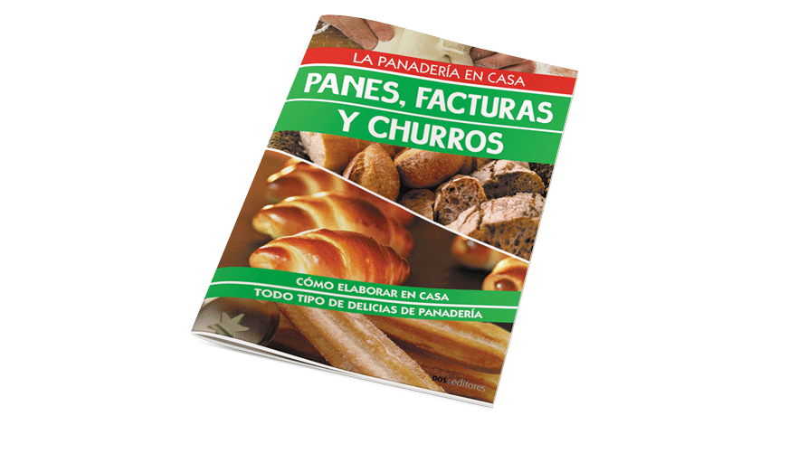 Panes, facturas y churros