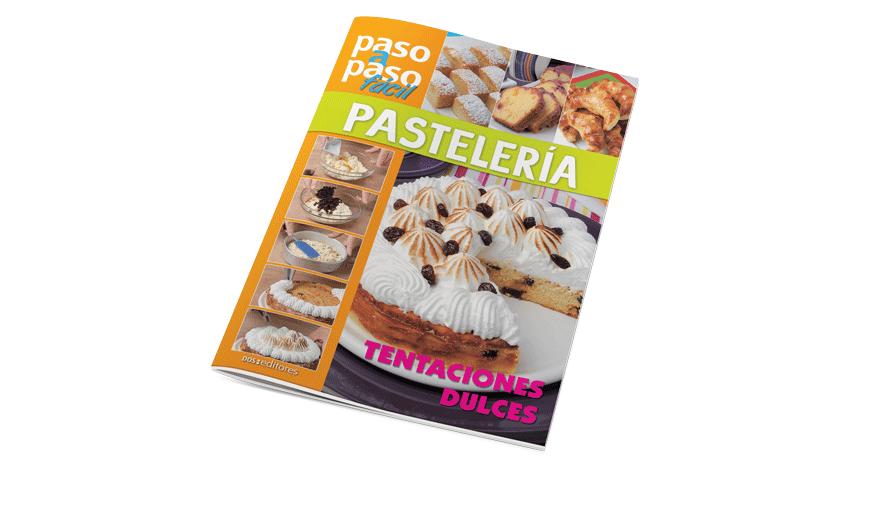 Paso a paso fácil: pastelería