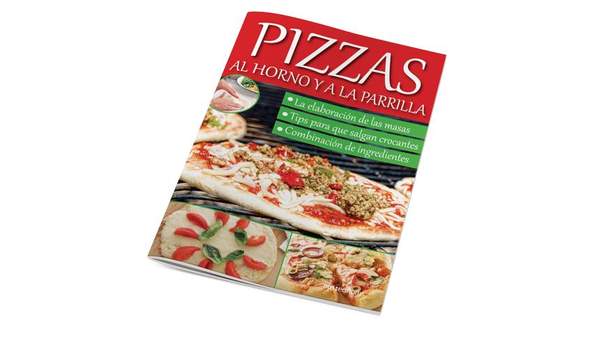 Pizzas al horno y a la parrilla