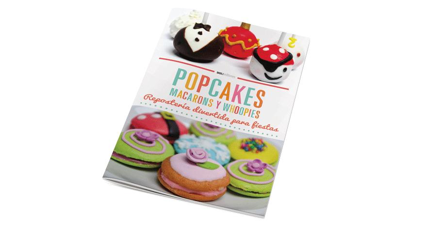 Popcake, macarons y whoopies