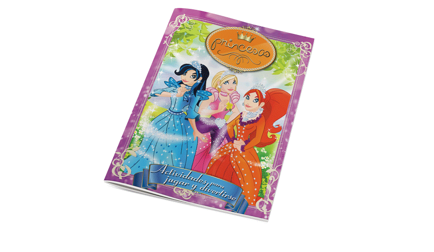 Princesas - actividades
