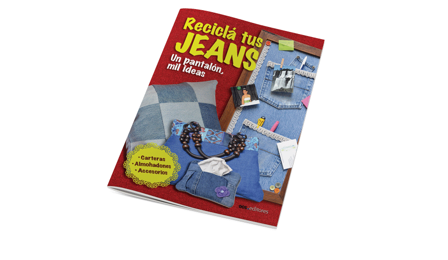 Reciclá tus jeans