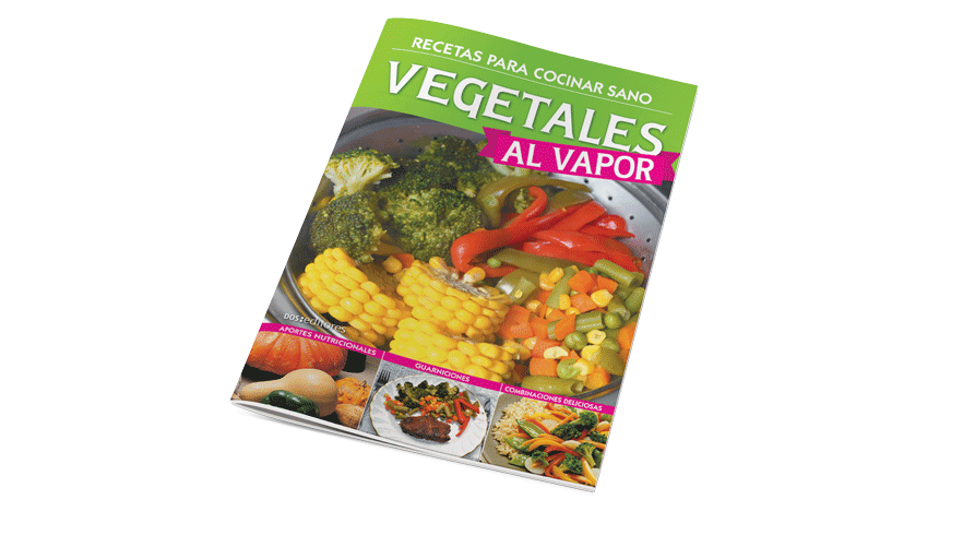 Vegetales al vapor