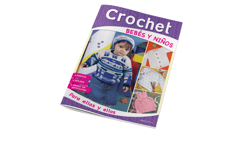 Crochet: bebés y niños