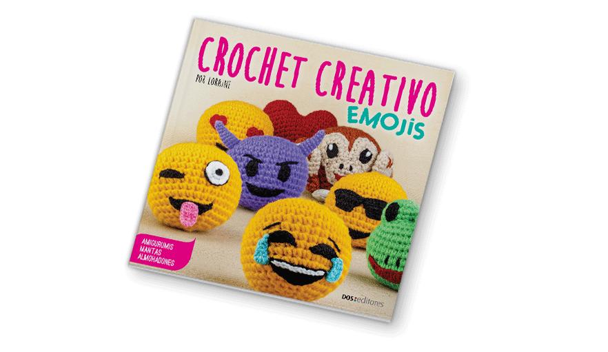 Crochet creativo: emojis