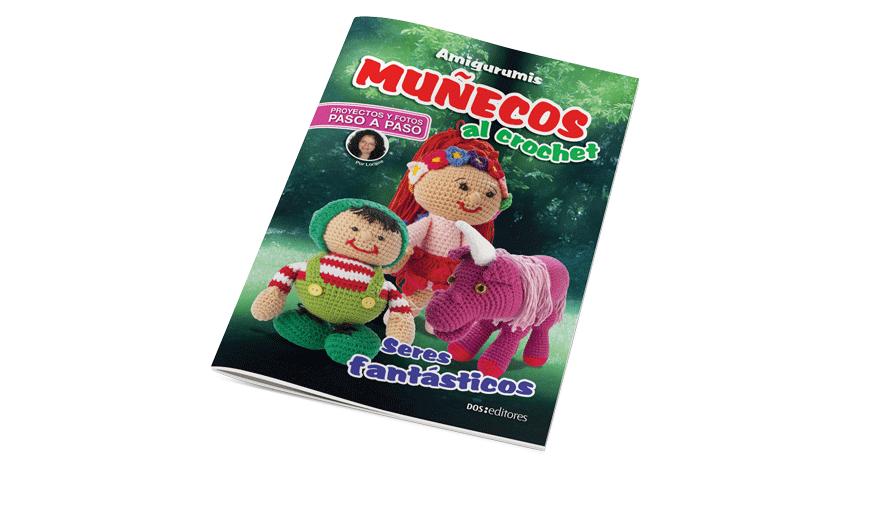 Muñecos al crochet: Seres fantásticos