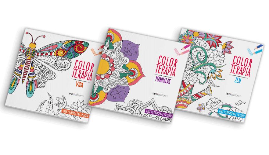 Colección COLOR TERAPIA