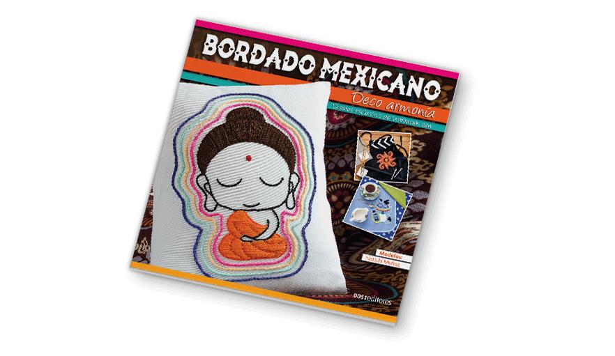 Bordado mexicano: deco armonía